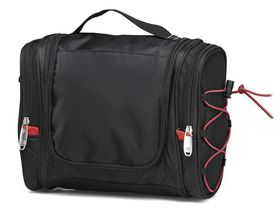 Elleven Utility Toiletry Bag - Black