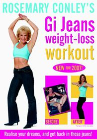 Rosemary Conley-Jeans Diet - (Import DVD)