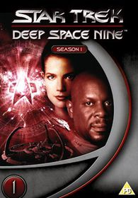 Star Trek Deep Space 9 (Slimline Packaging) - Season 1 - (DVD)