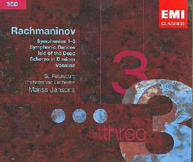 Jansons Mariss - Symphonies (CD)
