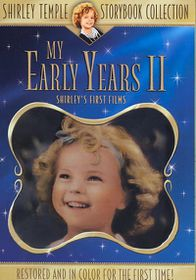 Shirley Temple Early Years Vol 2 - (Region 1 Import DVD)