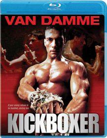 Kickboxer - (Region A Import Blu-ray Disc)