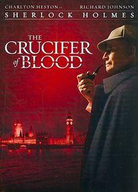 Crucifer of Blood - (Region 1 Import DVD)