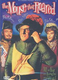 Mouse That Roared - (Region 1 Import DVD)