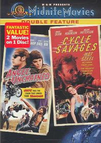 Angel Unchained/Cycle Savages - (Region 1 Import DVD)