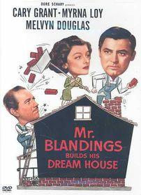 Mr. Blandings Builds His Dream House - (Region 1 Import DVD)
