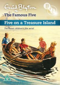 Enid Blyton's the Famous Five: Five on a Treasure Island - (Import DVD)