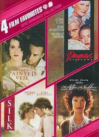 4 Film Favorites:Epic Romances - (Region 1 Import DVD)