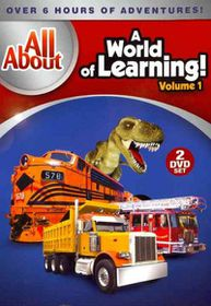 All About:World of Learning Vol 1 - (Region 1 Import DVD)
