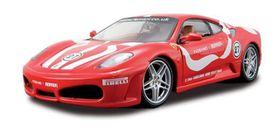 Maisto - 1/24 Ferrari F430 Challenge Trofeo Pirelli Kit - Red